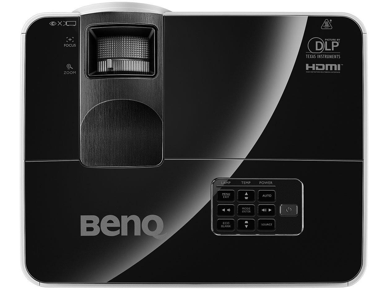Foto 2 - Projetor BenQ MX631ST 3200 Lumens - Conexão HDMI e USB
