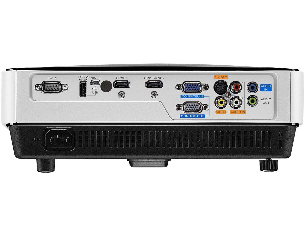 Foto 4 - Projetor BenQ MX631ST 3200 Lumens - Conexão HDMI e USB