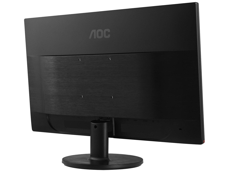 Foto 4 - Monitor Gamer AOC LED 21,5 Full HD Widescreen - Speed G2260VWQ6