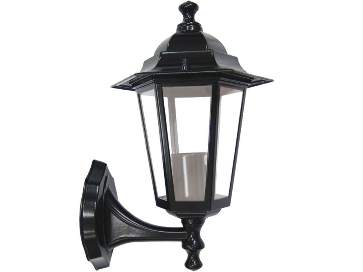 Lanterna para Parede Taschibra TLF 26 E27 - Preto