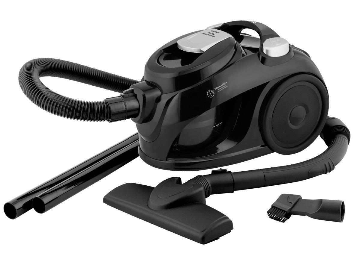 Aspirador de Pó Philco Easy Clean Turbo PR 1800W - Preto - 110V - 8