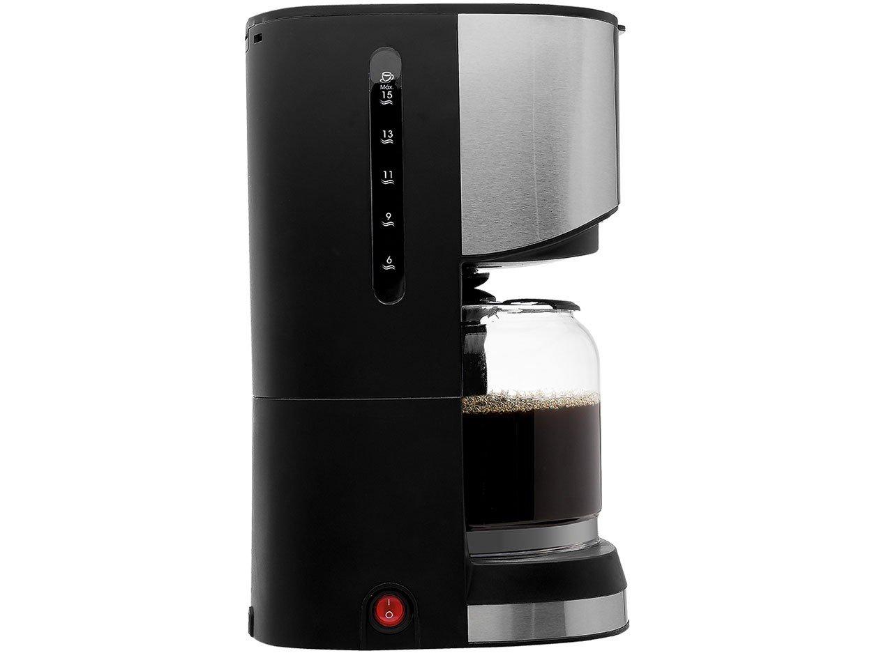 Cafeteira Elétrica Philco PH17 - Preta - 110 V - 8