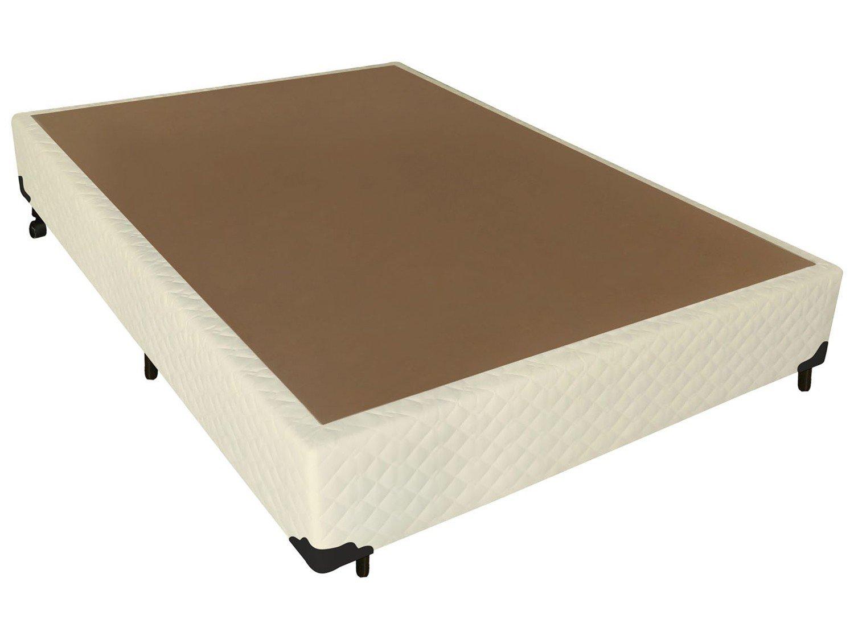 Box para Colchão Casal Probel - 27cm de Altura Tela Mel