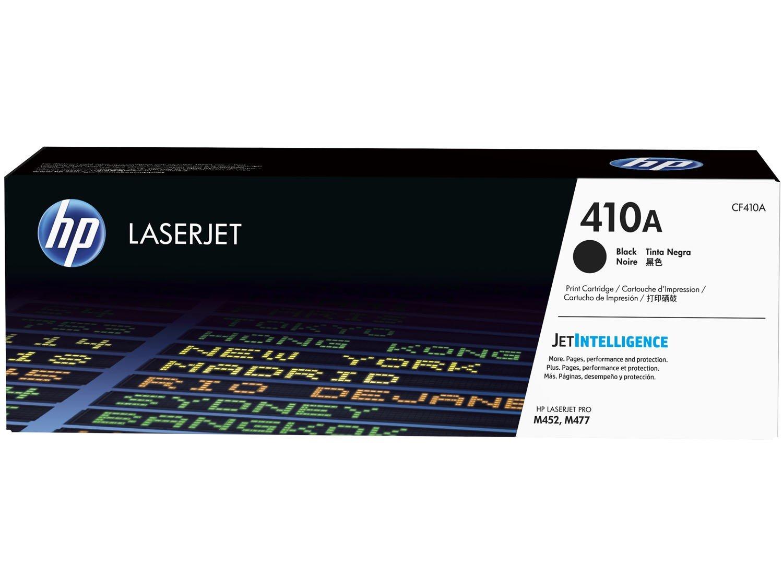 Foto 1 - Toner HP Preto 410A LaserJet - Original