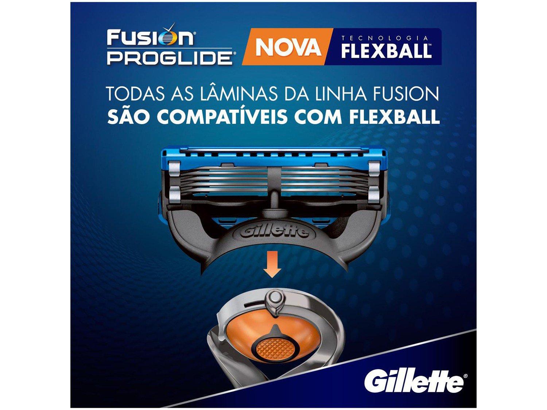 Aparelho de Barbear Gillette Fusion Proglide com Tecnologia Flexball - 1 Unidade - 2