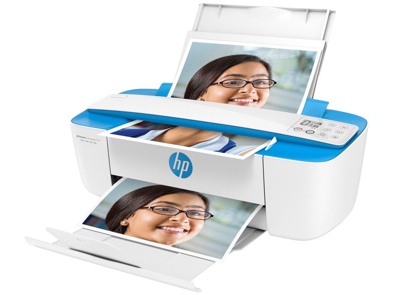 Foto 6 - Multifuncional HP DeskJet Ink Advantage 3776 - Jato de Tinta Display LCD Wi-Fi