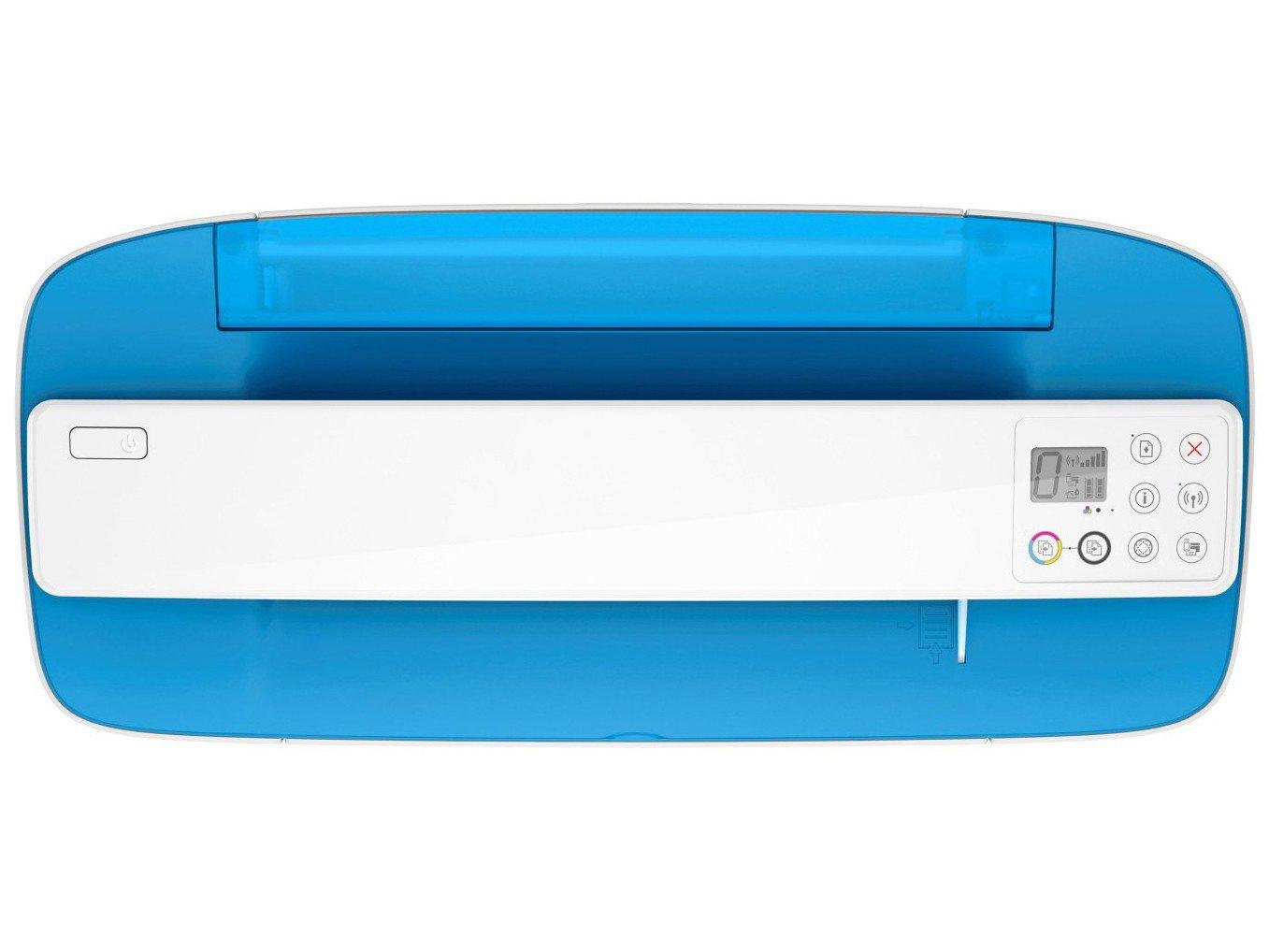 Foto 11 - Multifuncional HP DeskJet Ink Advantage 3776 - Jato de Tinta Display LCD Wi-Fi
