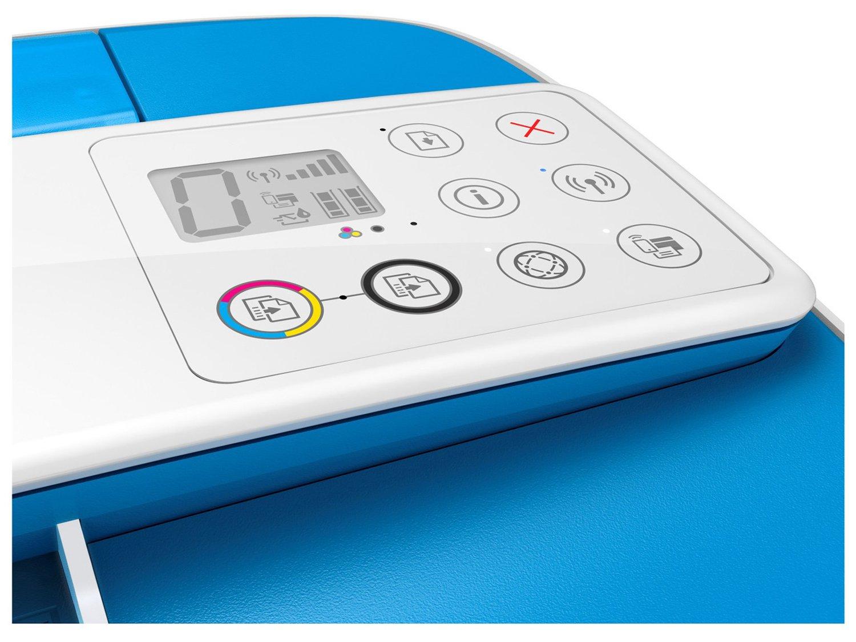 Foto 12 - Impressora Multifuncional HP DeskJet Ink 3776 - Jato de Tinta Colorida Wi-Fi