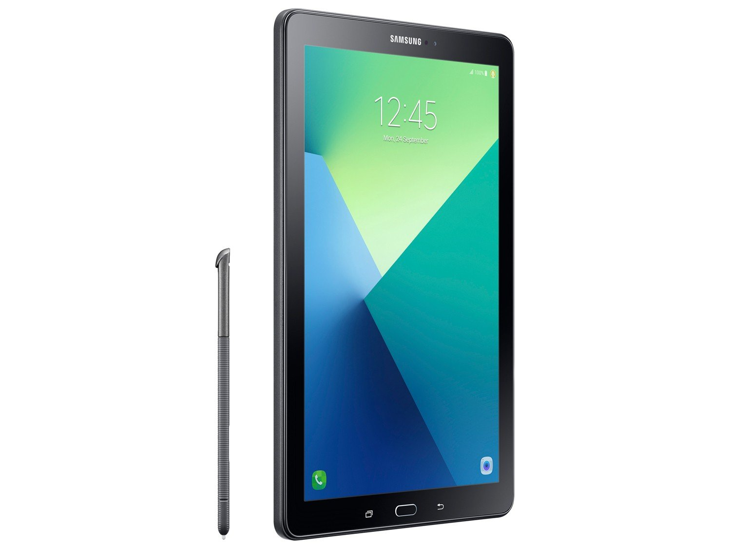 Foto 2 - Tablet Samsung Galaxy Tab A Note P585 16GB 10,1 - 4G Wi-Fi Android 7 Proc. Octa Core Câm 8MP