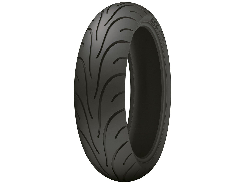 Foto 1 - Pneu Moto Aro 17 Traseiro Michelin 180/55R17 73W - Pilot Road 2