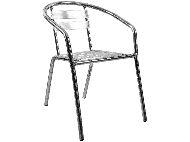 Foto 1 - Cadeira para Área Externa de Alumínio - Alegro Móveis A100