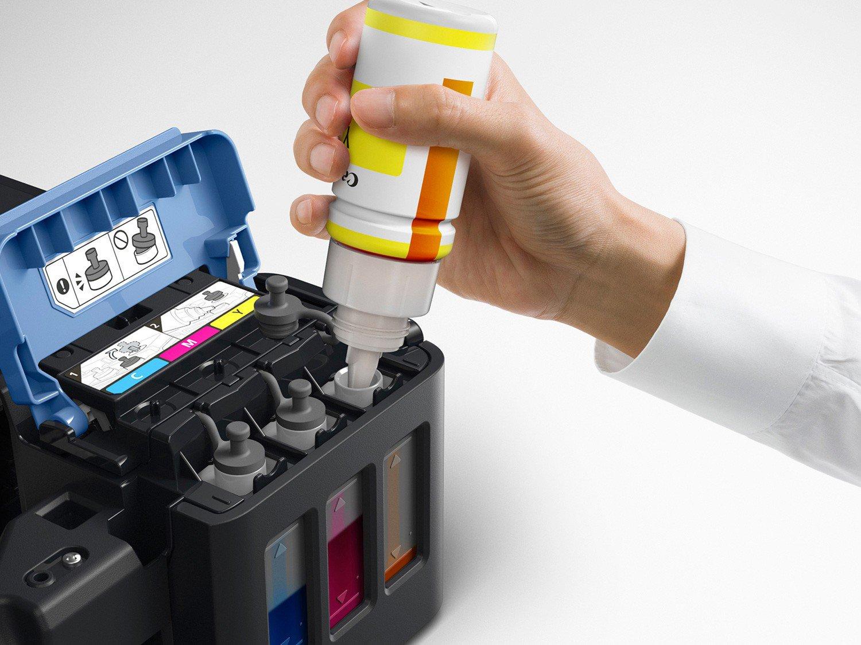 Foto 4 - Impressora Multifuncional Canon Maxx Tinta G3100 - Jato de Tinta Wi-Fi Colorida USB