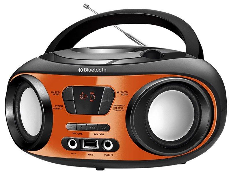 Rádio Portátil Mondial UP BX-18 com Entrada USB Bluetooth - 8W
