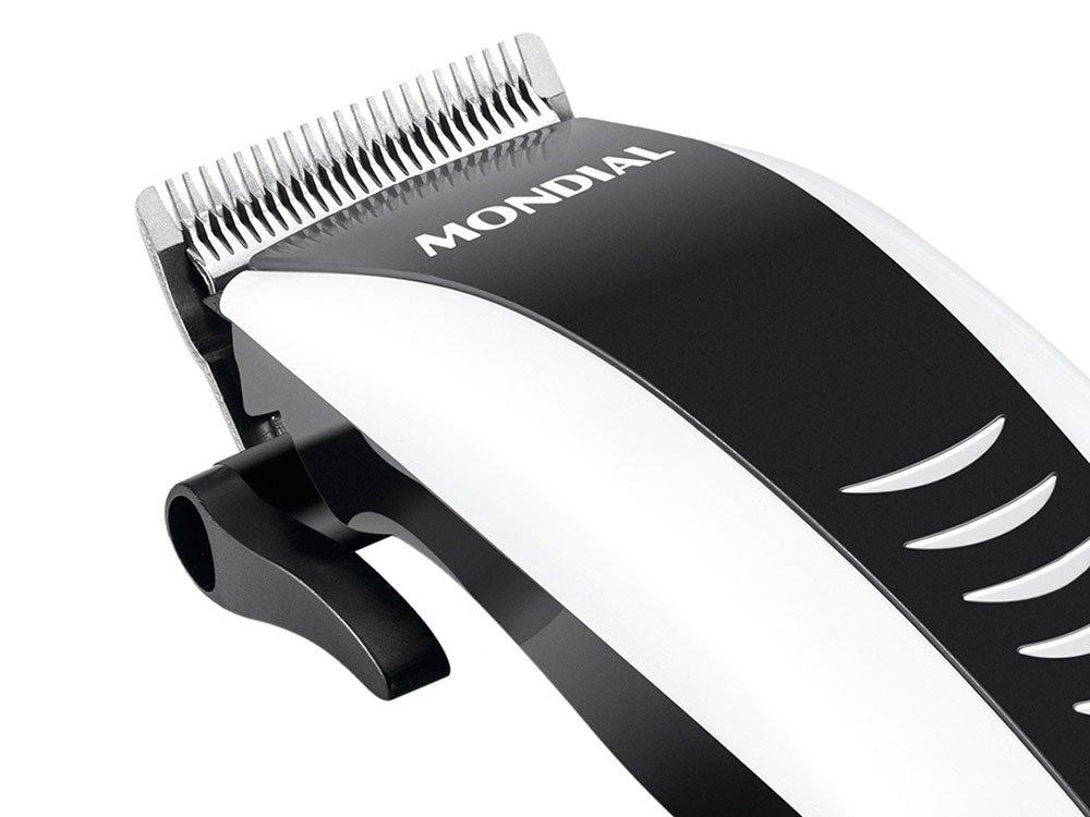 Máquina de Cortar Cabelo Mondial Hair Stylo II CR-06 220V - 2