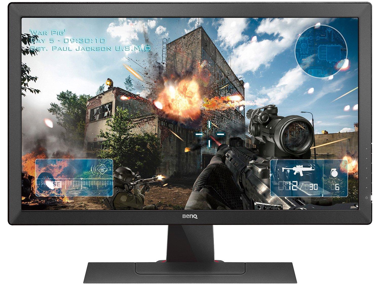 Foto 8 - Monitor para PC Full HD BenQ LCD Widescreen 24 - Zowie RL2455