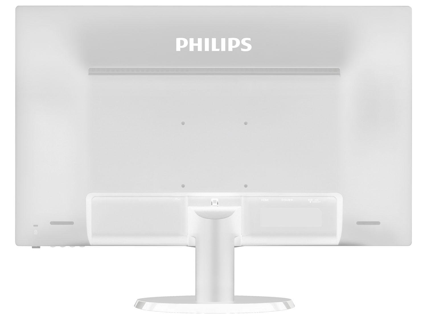 Foto 3 - Monitor para PC Full HD Philips LCD Widescreen - 21,5 223V5LHSW
