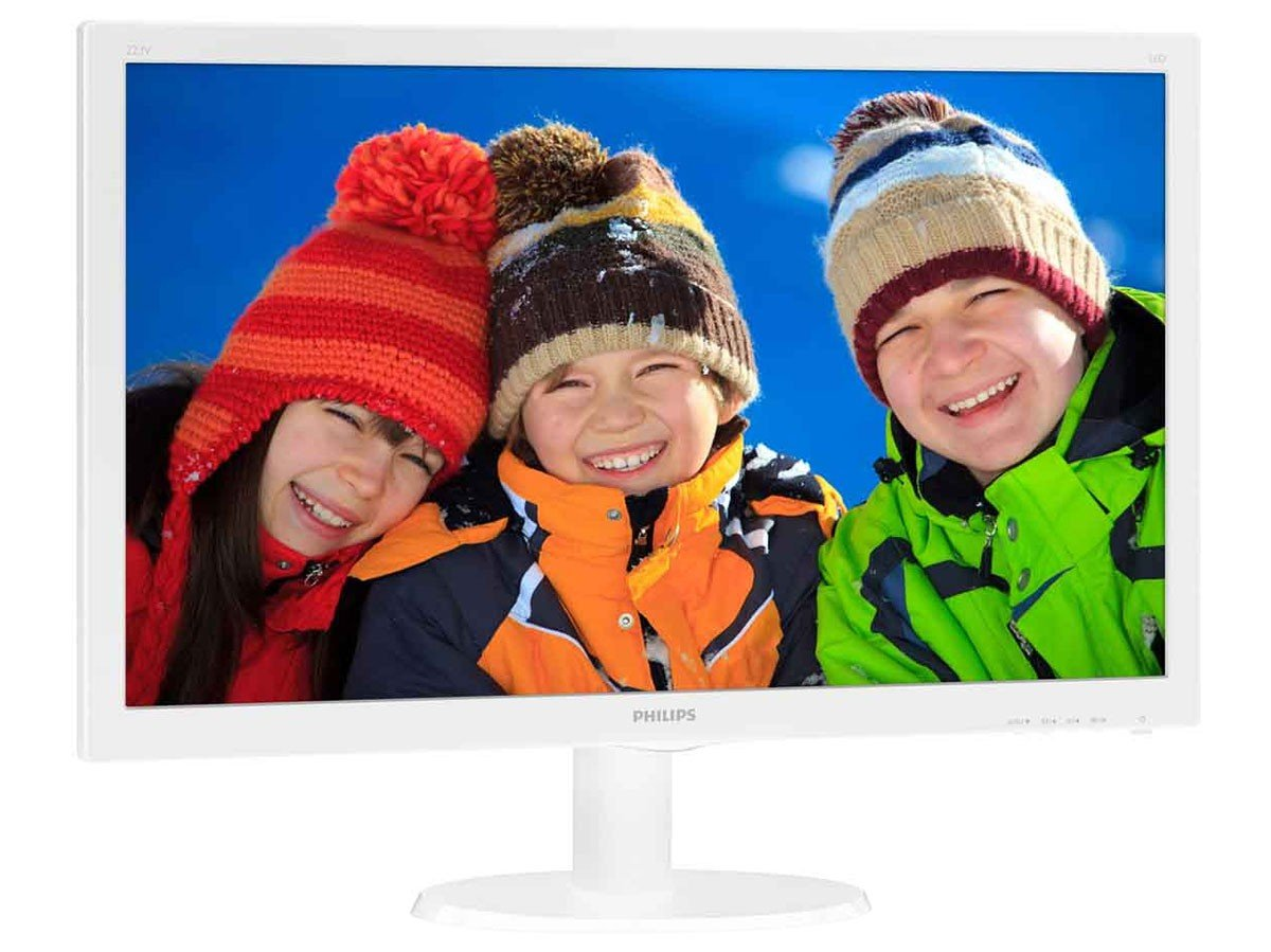 Foto 5 - Monitor para PC Full HD Philips LCD Widescreen - 21,5 223V5LHSW