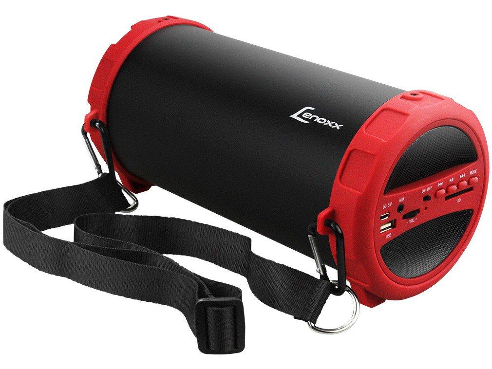 Speaker Boom System Lenoxx BT-520 Conexão Bluetooth Entrada USB e Rádio FM – 20W - 1