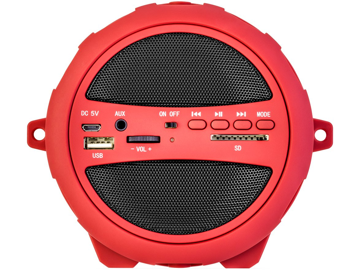 Speaker Boom System Lenoxx BT-520 Conexão Bluetooth Entrada USB e Rádio FM – 20W - 8