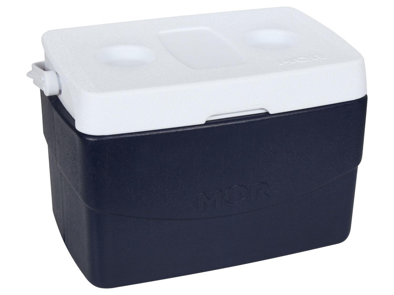 Caixa Térmica Mor Glacial Azul - 20L