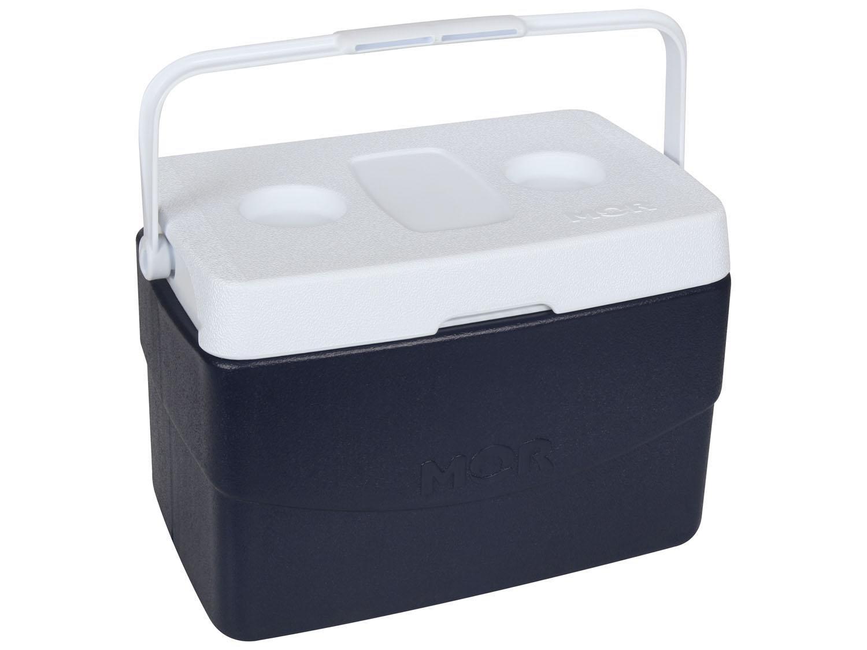 Caixa Térmica Mor Glacial Azul - 20L - 6