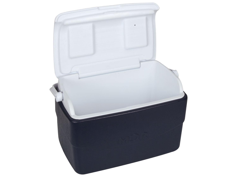 Caixa Térmica Mor Glacial Azul - 20L - 9