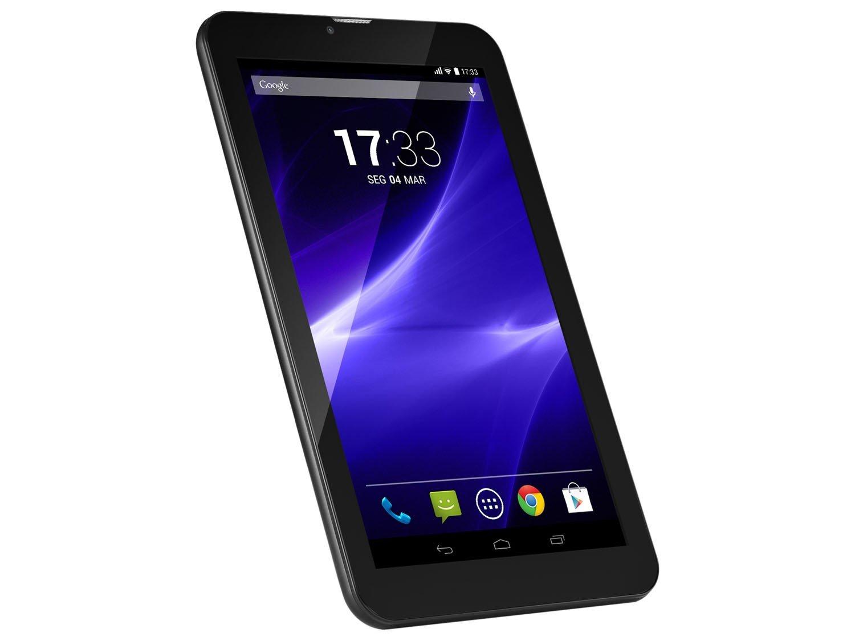 Foto 5 - Tablet Multilaser M9 8GB 9 3G Wi-Fi - Android 7 Proc. Quad Core Câmera Integrada