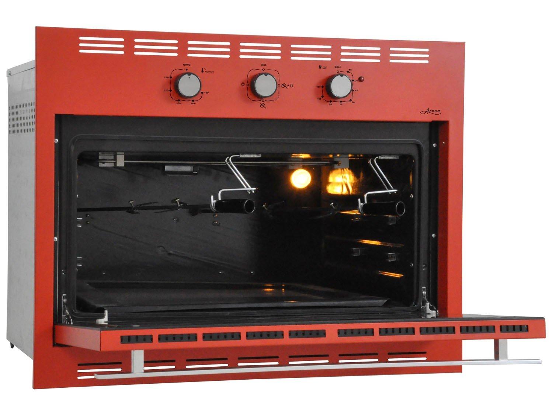 Foto 4 - Forno de Embutir a Gás GLP Venax Arena - EG GII 18340 90L Grill Timer
