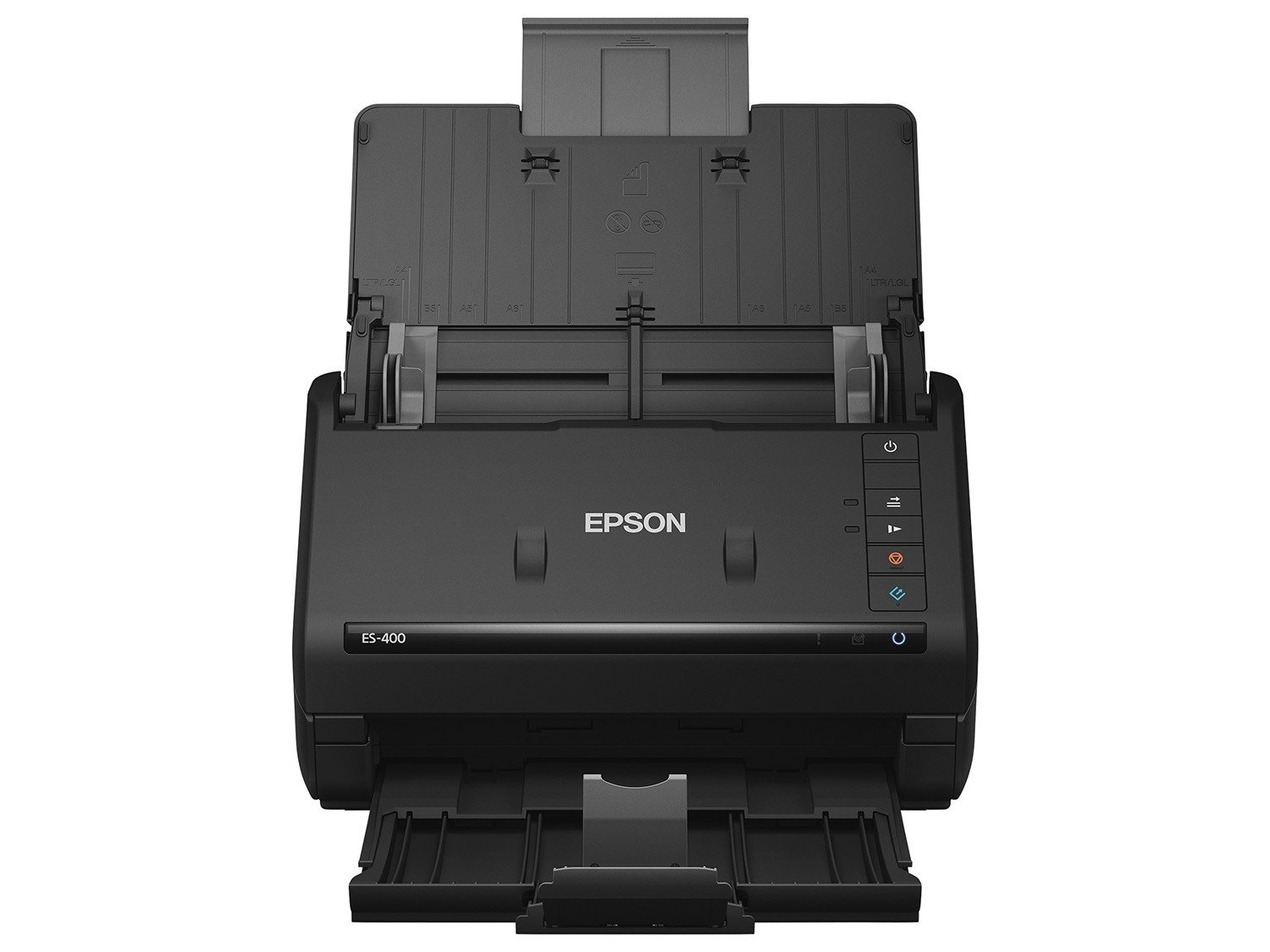 Foto 1 - Scanner de Mesa Epson WorkForce ES400 - 1200dpi