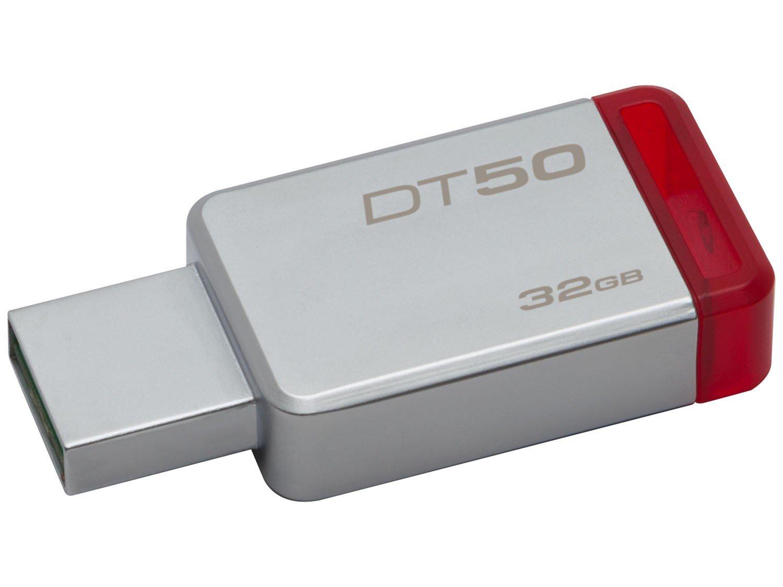 Foto 1 - Pen Drive 32GB Kingston - DataTraveler 50 USB 3.0