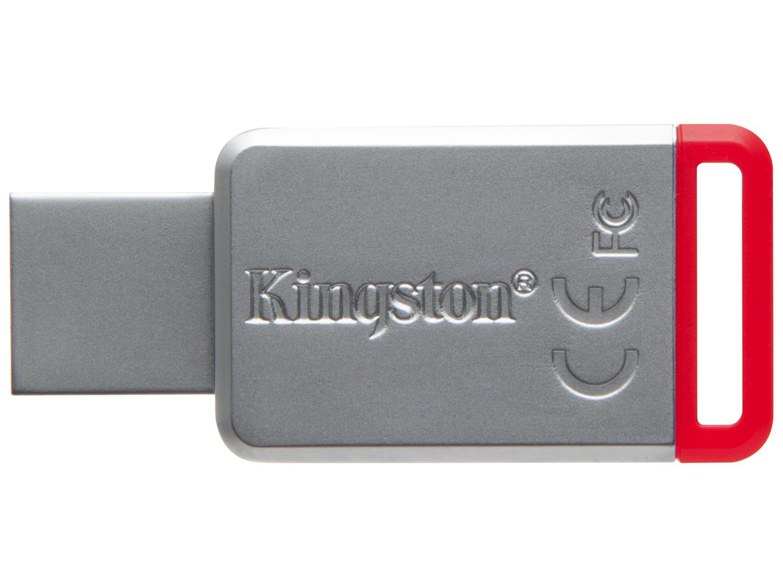 Foto 3 - Pen Drive 32GB Kingston - DataTraveler 50 USB 3.0