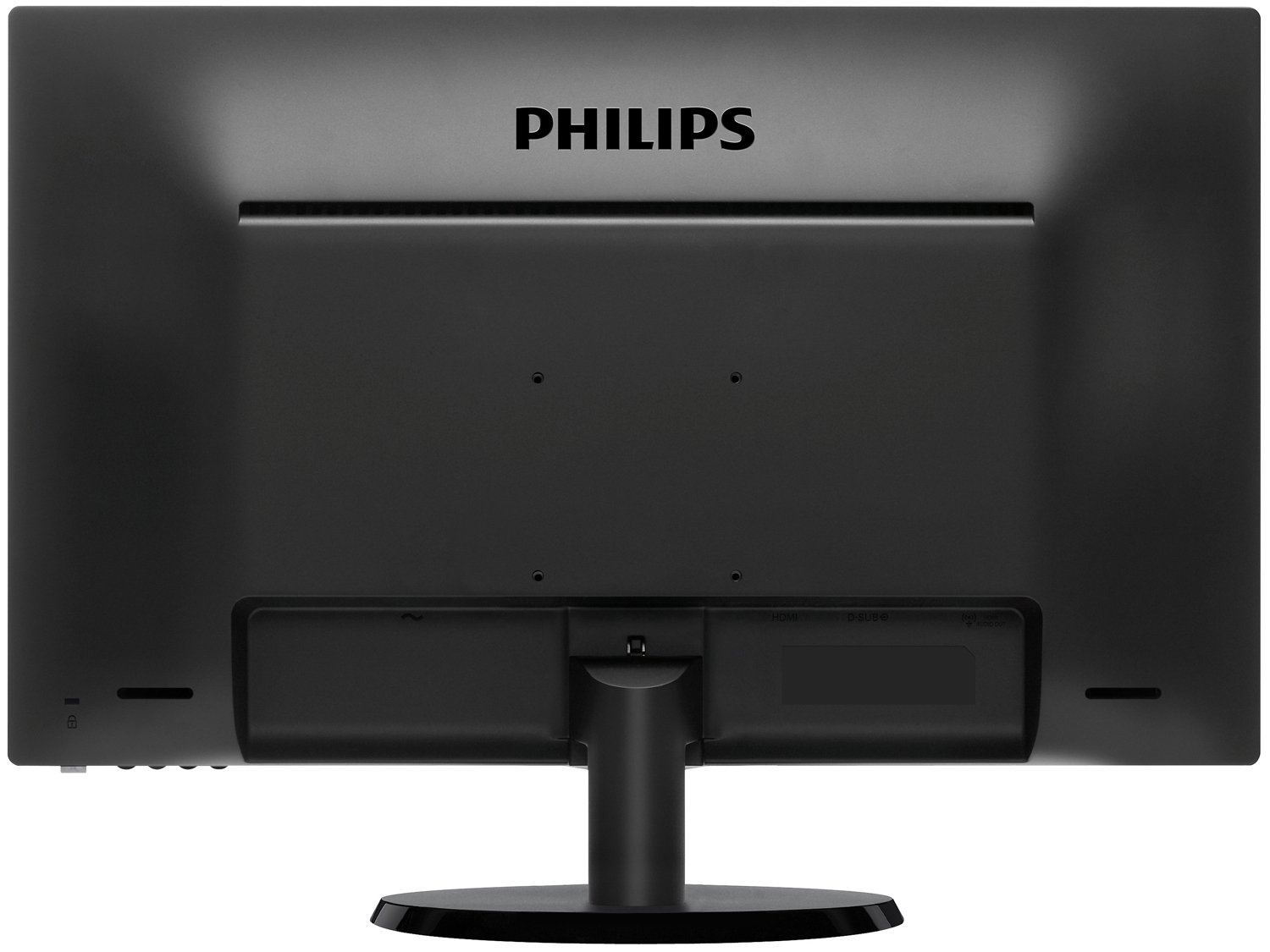 Foto 4 - Monitor para PC Full HD Philips LCD Widescreen - 23,6 243V5QHABA