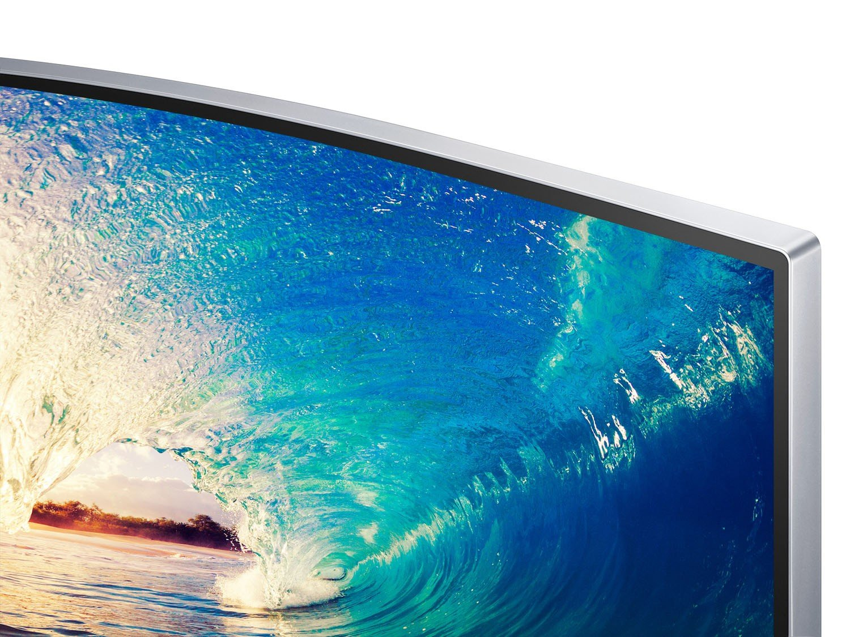 Foto 4 - Monitor para PC Full HD Samsung LED Curvo - Widescreen 27 C27F591FDL