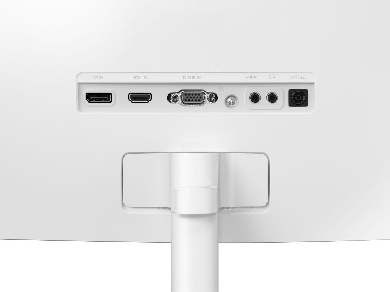 Foto 8 - Monitor para PC Full HD Samsung LED Curvo - Widescreen 27 C27F591FDL