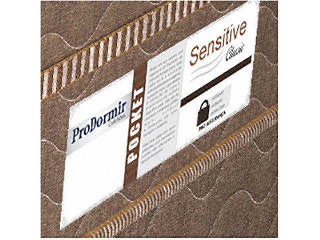 Base Cama Box Solteiro Probel 26cm de Altura - Linho - 3