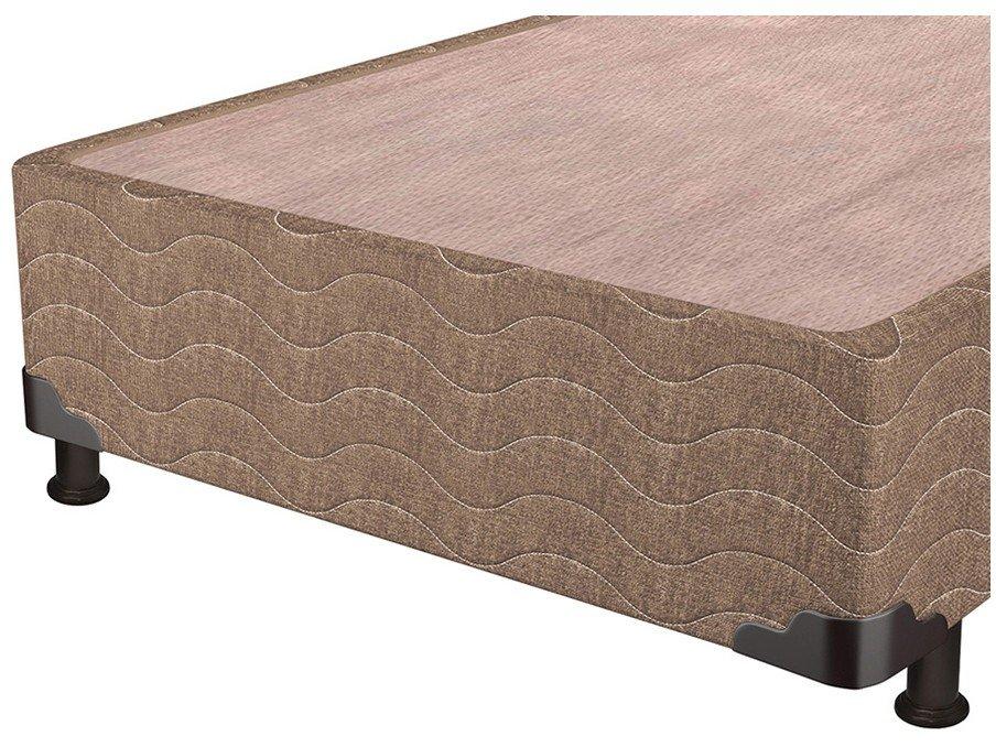 Base Cama Box Solteiro Probel 26cm de Altura - Linho - 4