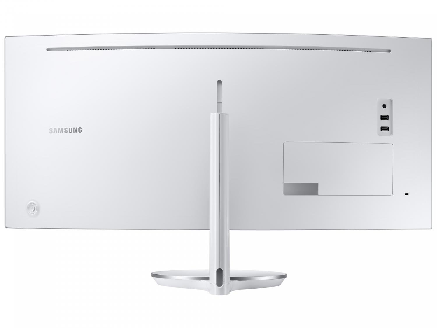 Foto 3 - Monitor Samsung LED Curvo 34 Widescreen - C34F791