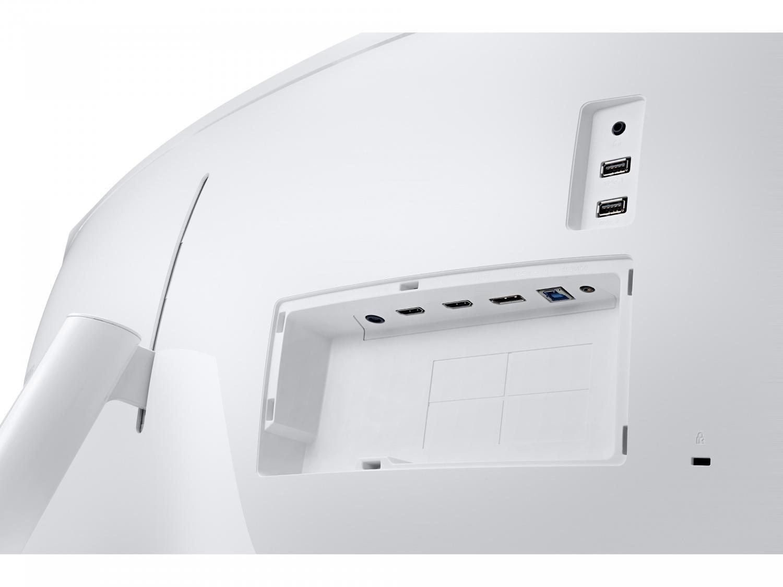 Foto 5 - Monitor para PC Samsung LED Curvo Widescreen 34 - C34F791