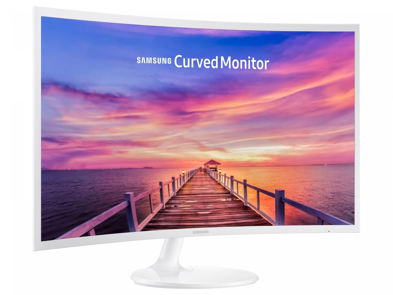 Foto 7 - Monitor Samsung LED Curvo 31,5 Full HD - Widescreen LC32F391