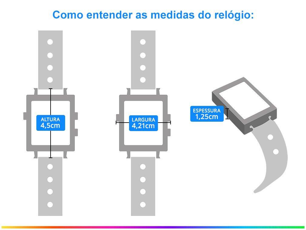 Relógio Digital Casio AE-1200WH-1AVDF Masculino - 2