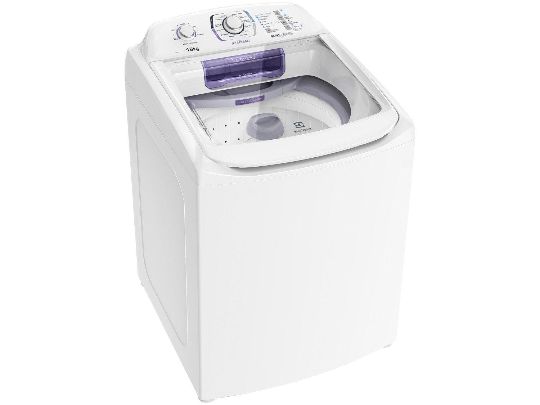 Lavadora de Roupas Electrolux LAC16 16kg - Dispenser Multibox - 110 V
