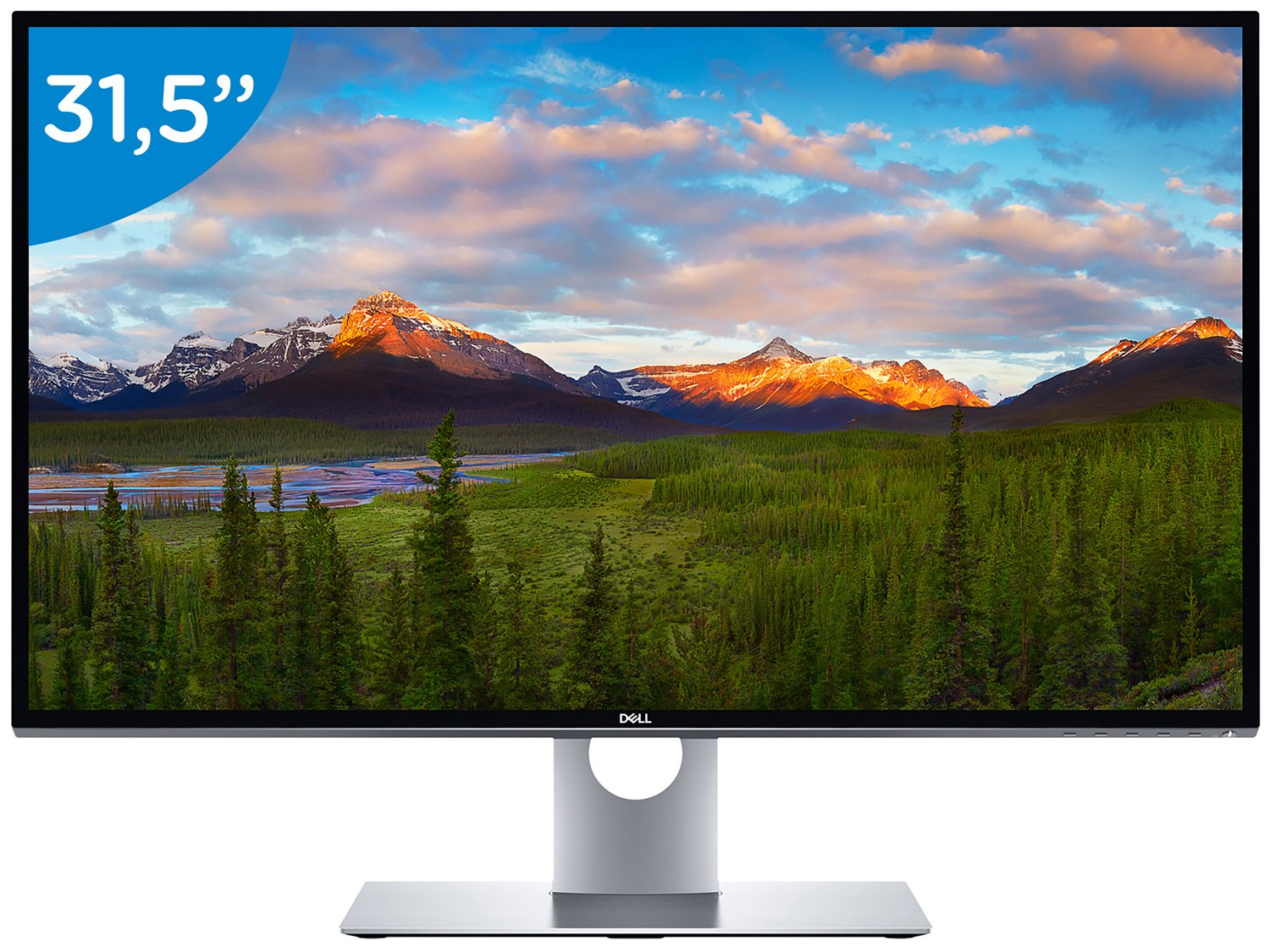Foto 1 - Monitor Dell LED 31,5 Ultra HD 8K - UP3218K