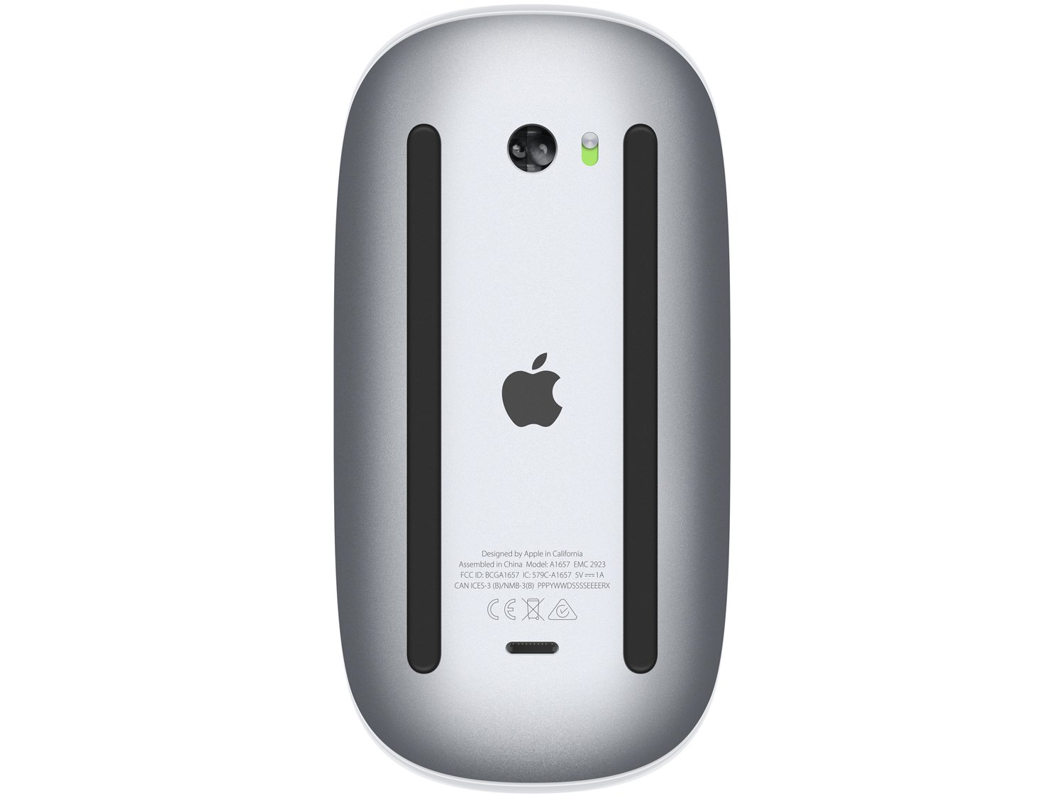 Foto 2 - Mouse Sem Fio Apple - Magic Mouse 2