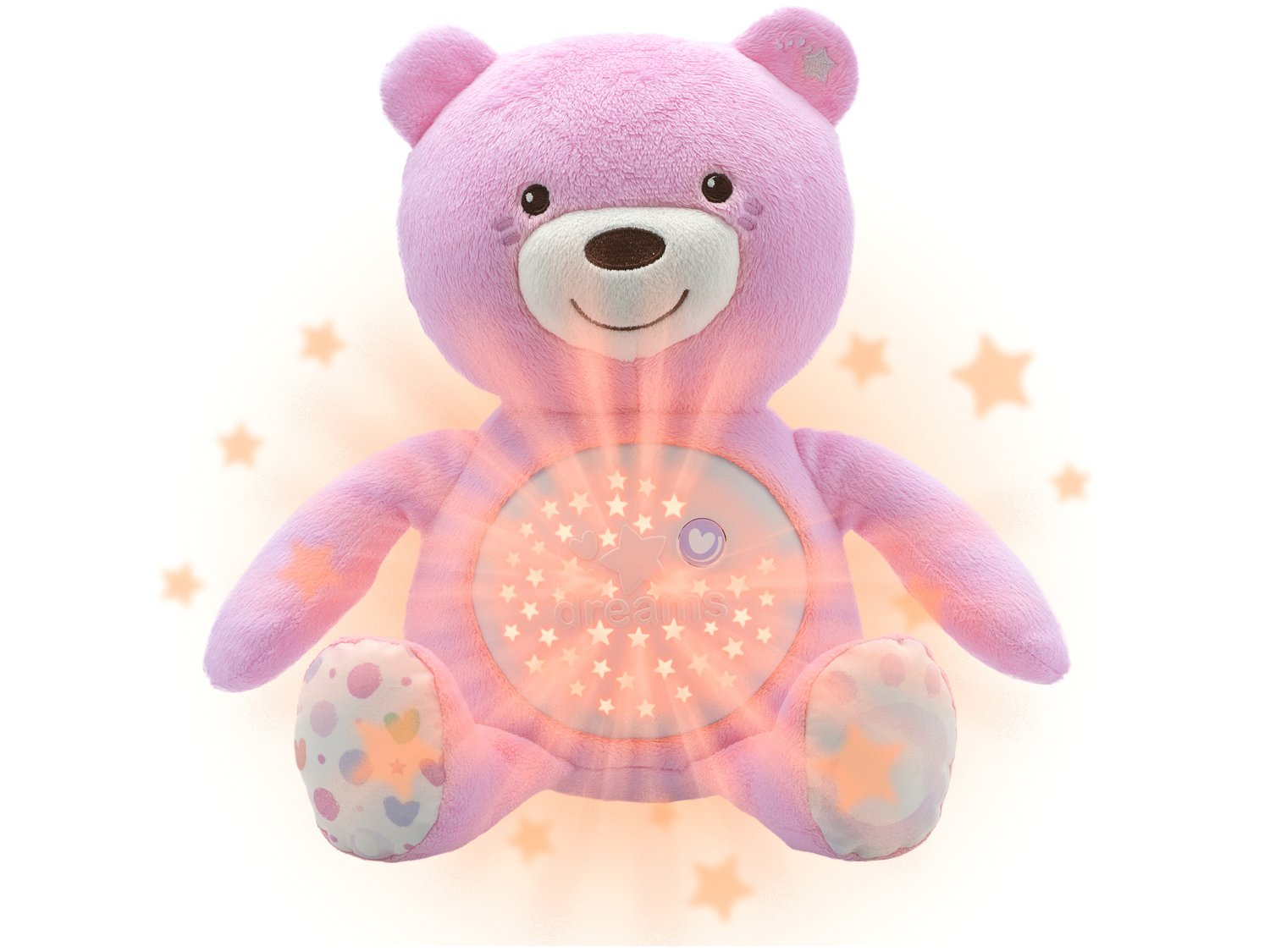 Foto 1 - Projetor Baby Bear First Dreams - Chicco
