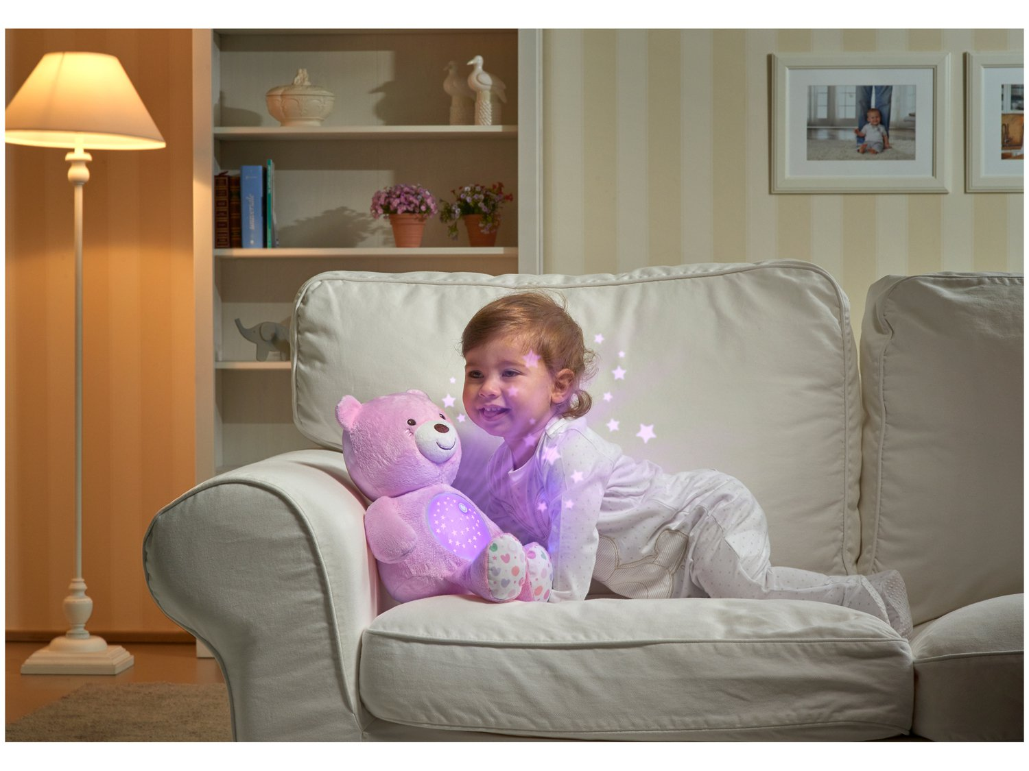 Foto 5 - Projetor Baby Bear First Dreams - Chicco