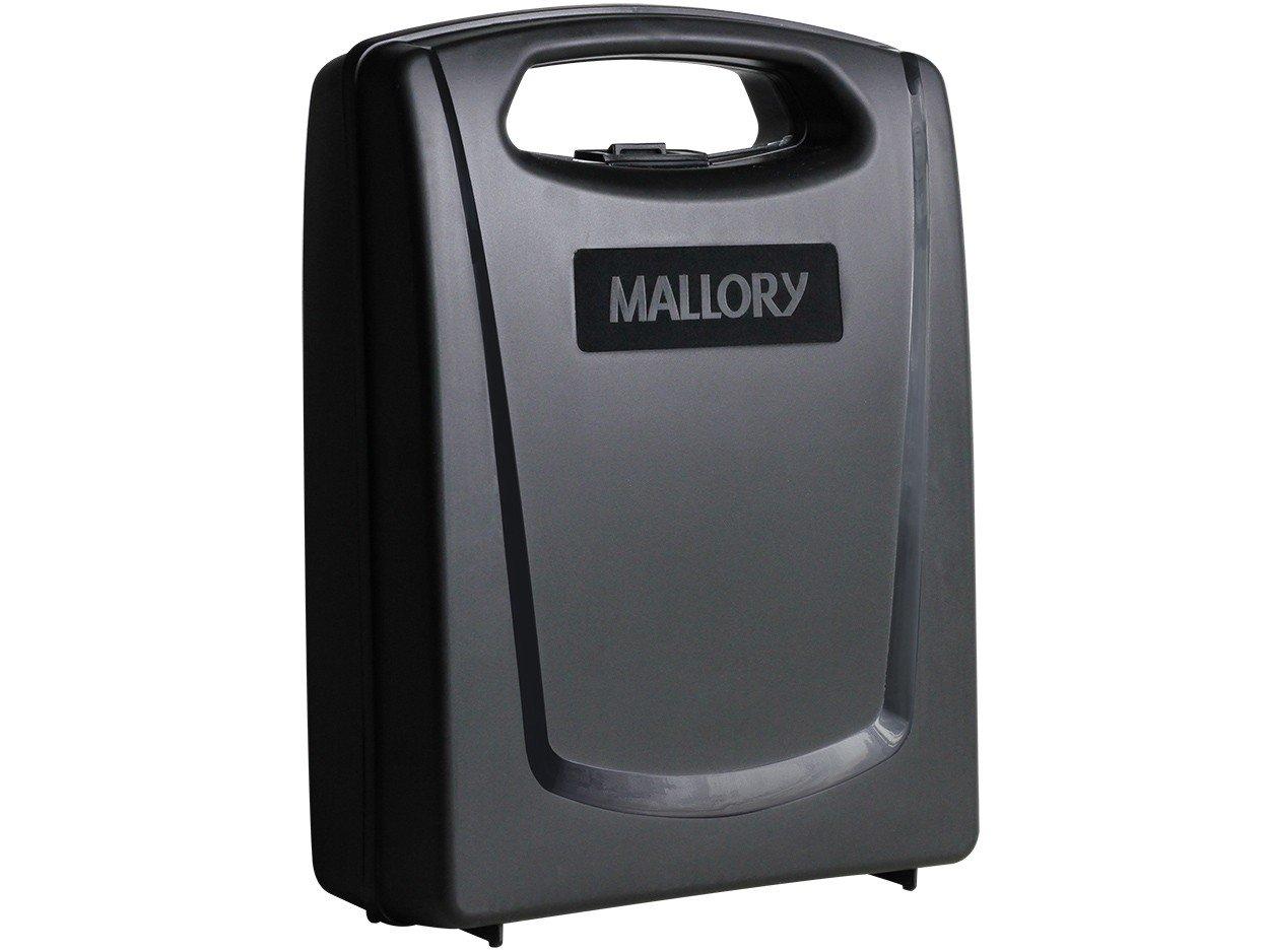 Cortador de Cabelo Mallory Mitho Titanium - 1 Velocidade com Acessórios - 220 V - 4