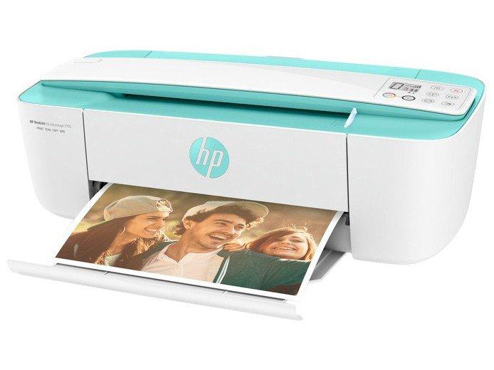 Foto 7 - Impressora Multifuncional HP Deskjet Ink Advantage - 3790 Jato de Tinta Wi-Fi Colorida USB