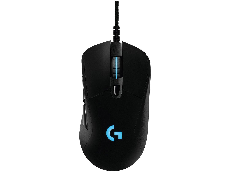 Foto 1 - Mouse Gamer Com Fio 12000dpi Logitech - G403