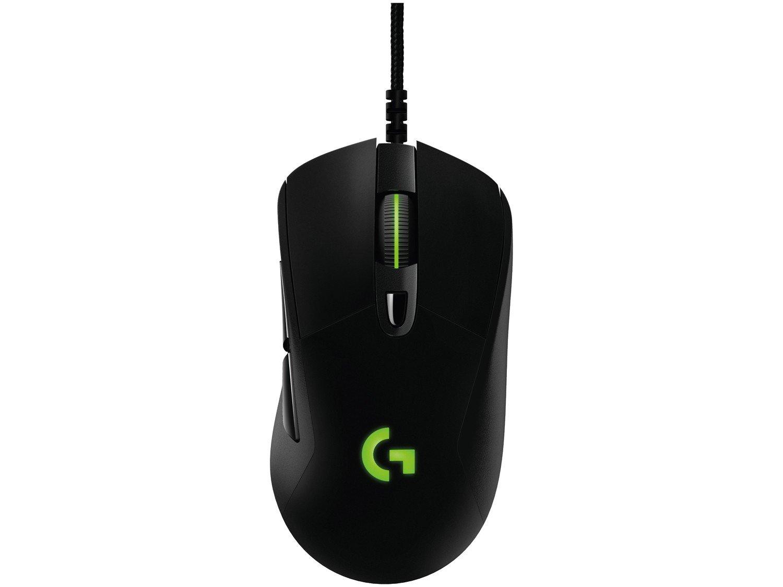 Foto 2 - Mouse Gamer Com Fio 12000dpi Logitech - G403