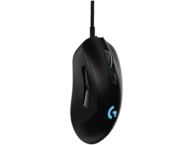 Foto 4 - Mouse Gamer Com Fio 12000dpi Logitech - G403